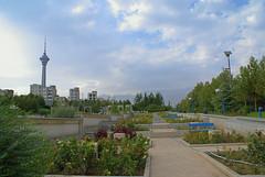 Dialogue Park, Tehran, Iran (eshare) Tags: landscape persian iran parks persia iranian tehran hdr highdynamicrange iranians teheran miladtower persians   borjemilad urbanparks sonyalphaa100 sonyalphadslra100 sonydslra100 hdrfromoneraw sal1870   dialogpark dialoguepark