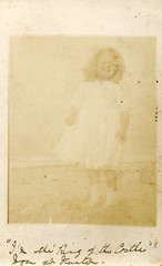 Found family 1 (lovedaylemon) Tags: found seaside child image faded runton