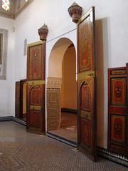 Palacio Bahia de Marrakech 32 Marruecos (Rafael Gomez - http://micamara.es) Tags: de la viajes morocco maroc bahia marrakech marruecos marokko marrocos palacio