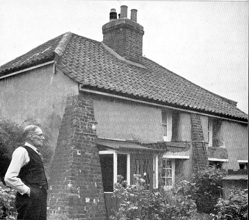 Clay Cottages - Dagenham ~1960