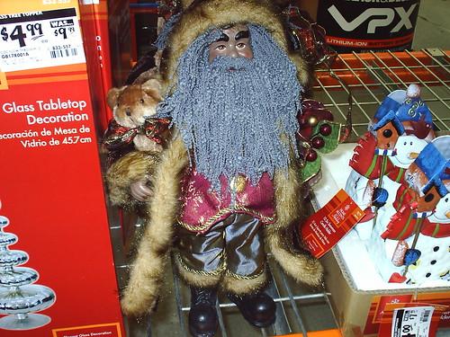 Santa or Hagrid?