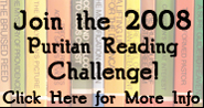 2008 Puritan Reading Challenge