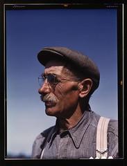 Gus Worke เกษตรกรที่มาจากเยอรมนี 40 ปีที่ผ่านมา, เซาทิงตัน, Conn  (LOC)