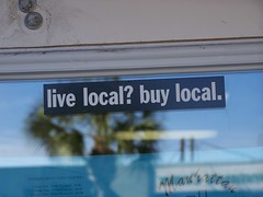 live local? buy local.  Brunswick, Georgia
