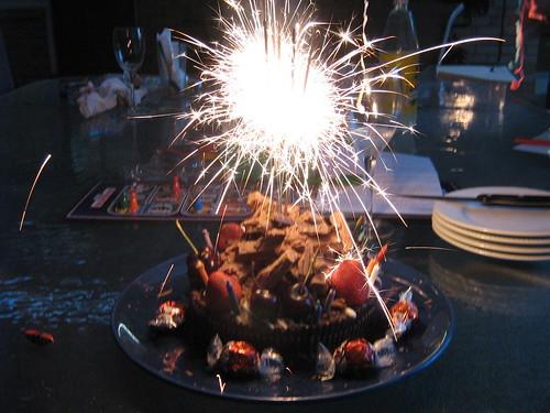 bday cake! 08