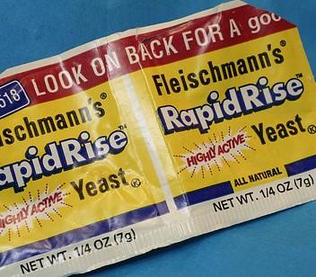 rapid rise yeast
