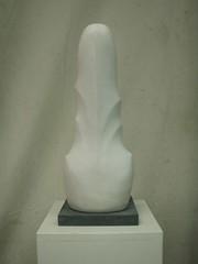 1999 Weiblich-Männlich Sivec Marmor 47.5 cm 2 (sepp pfiffner) Tags: schweiz skulptur chur grind atelier künstler maler marmor calanda pfiffner skulpturen bildhauer langhals trimmis sepppfiffner