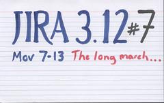 Jira 3.12 Iteration 7
