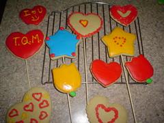 Muestrario de SAn Valentín