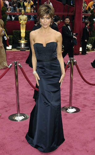 Lisa Rinna Premios Oscar 2008