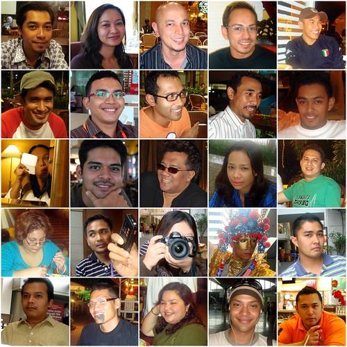 Malaysian Faces