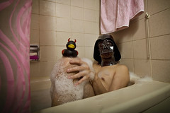 Darth Bather (dzgnboy) Tags: toronto bathtub bathroomshot dzgnboy darthbather bygeorgiegrrl badpilipinopun img1149edit
