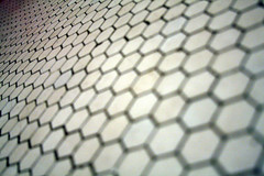 hexagonal honeycomb