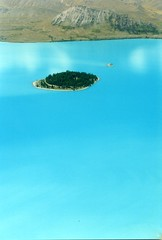 Lake Tekapo (Saxon9) Tags: new travel blue winter newzealand summer sky mountain lake holiday snow art nature water fun island australia clear arial tekapo photofaceoffwinner pfogold pfosilver