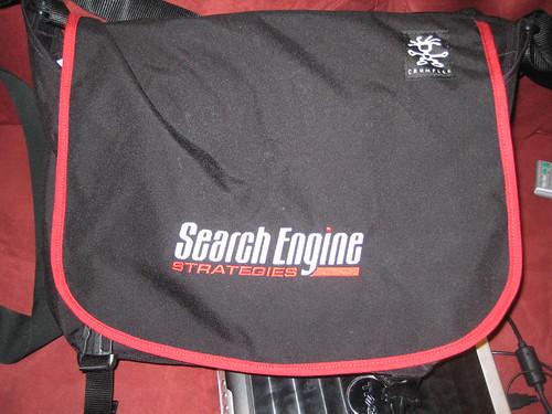 SES Crumpler Bag