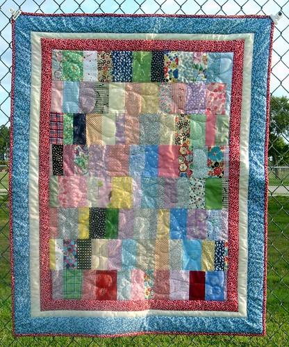 lap quilt #2