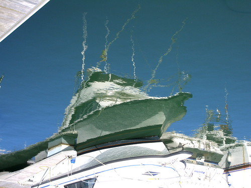 Reflected Yacht