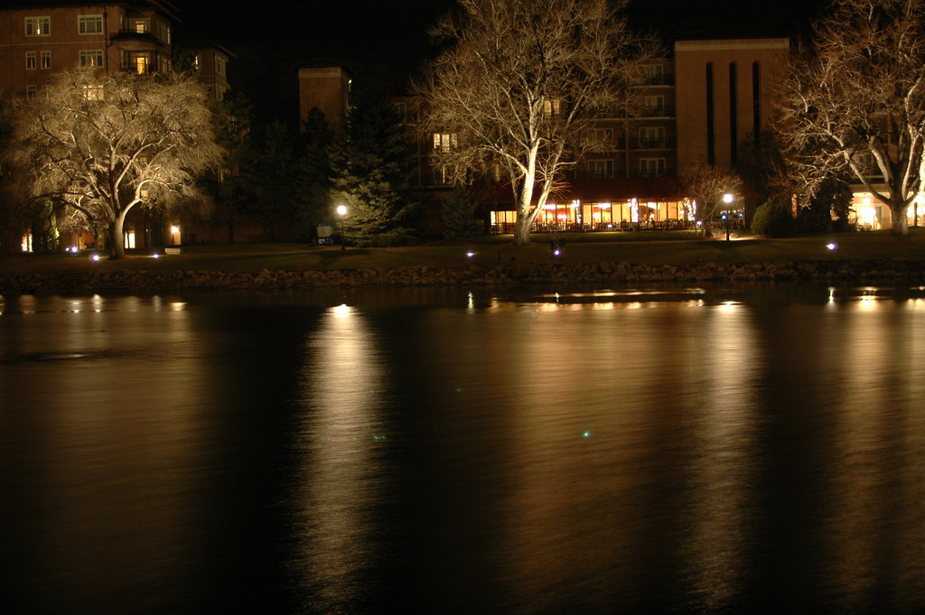 The Broadmoor Hotel and Resort, Colorado Springs