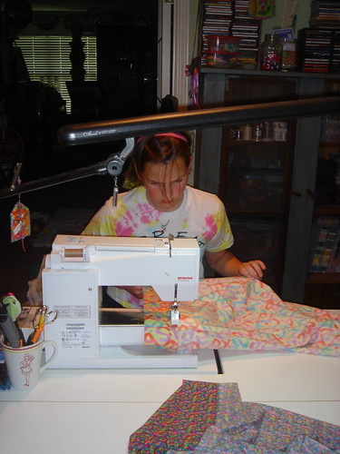 Savannah sewing