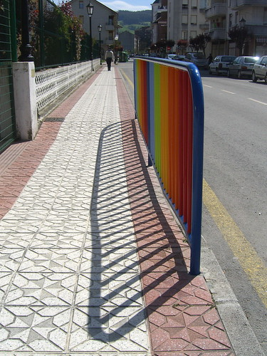 Rainbow Barrier