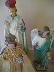 Saints (Library Fashionista) Tags: showyourhouse