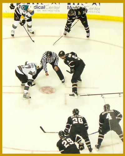 Dallas Stars NHL hockey, Dallas, TX - by Chuck Clark Photography