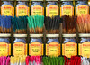Incense of Colors (gadknows) Tags: colors sticks bottles annarbor wicked joss incense