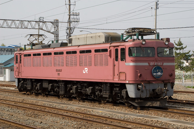 EF81 Electric Locomotive