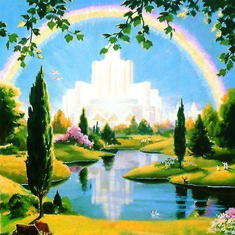 rio da vida na nova jerusalém