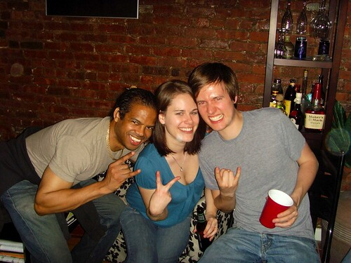 Bill , Marissa & Justin