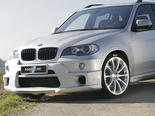 Hartge Body Kit for E70 BMW X5 2