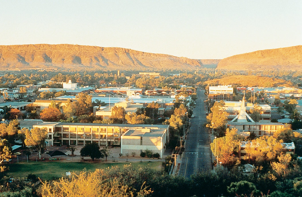 Alice Springs - The Best Of