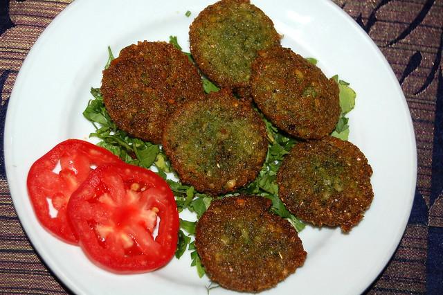 Luxor - ristorante - falafel