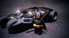 Prime needs YOU ! (I P R I M E I) Tags: lego batman thedarkknight tumbler batmobile batmanbegins custom moc