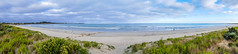Long Beach Panorama (Serendigity) Tags: sand ocean robe australia sa coastline panorama coastal southaustralia beach