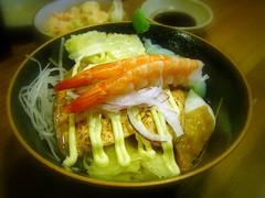 什錦海鮮丼