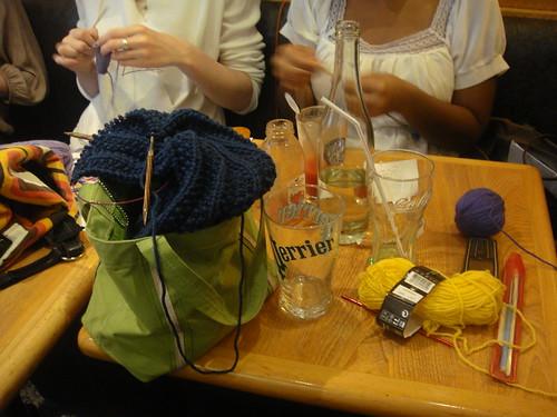 Cours de tricot et de crochet