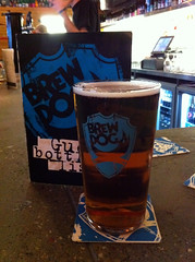 Brewdog Bar in Edinburgh
