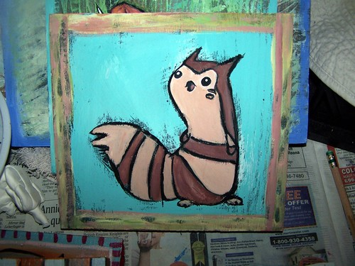 Furret by Emilyannamarie
