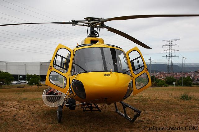 Helicóptero Tania XI