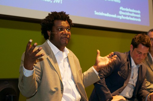 Bonin Bough, Global Director of Digital, PepsiCo