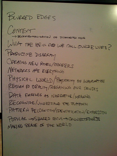 Themes from IDEA2007