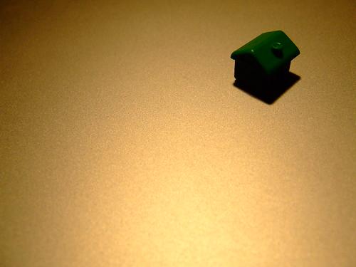 Foto de mi casa de Monopoly