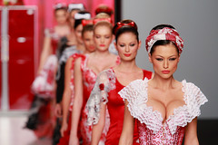 Diana Dorozhkina defile (Volodymyr Shuvayev) Tags: celebrity fashion models ukraine ufw