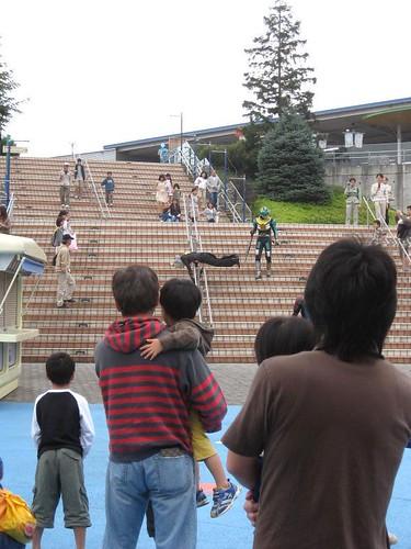 よみうりランド電王ショー10.14.2007