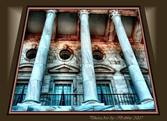 Looking Up (Rebel XT Shots / Bobbie) Tags: mississippi bravo courthouse marble biloxi rebelxt photoart flickrgold superbmasterpiece goldenphotographer betterthangood theperfectphotographer
