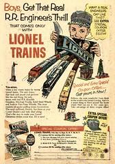 lionel 1953
