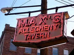 Max's Allegheny Tavern, North Side, Pittsburgh, PA