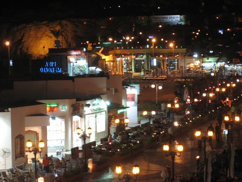 Night life, Sharm el Sheikh