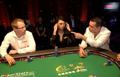 APPT Macau 2007 High Roller Event: Liz Lieu 8th place